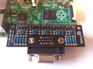 VGA 666 GPIO Adapter