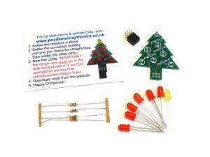 GPIO Christmas Tree Kit