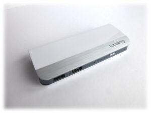 Lumsing Harmonica Battery