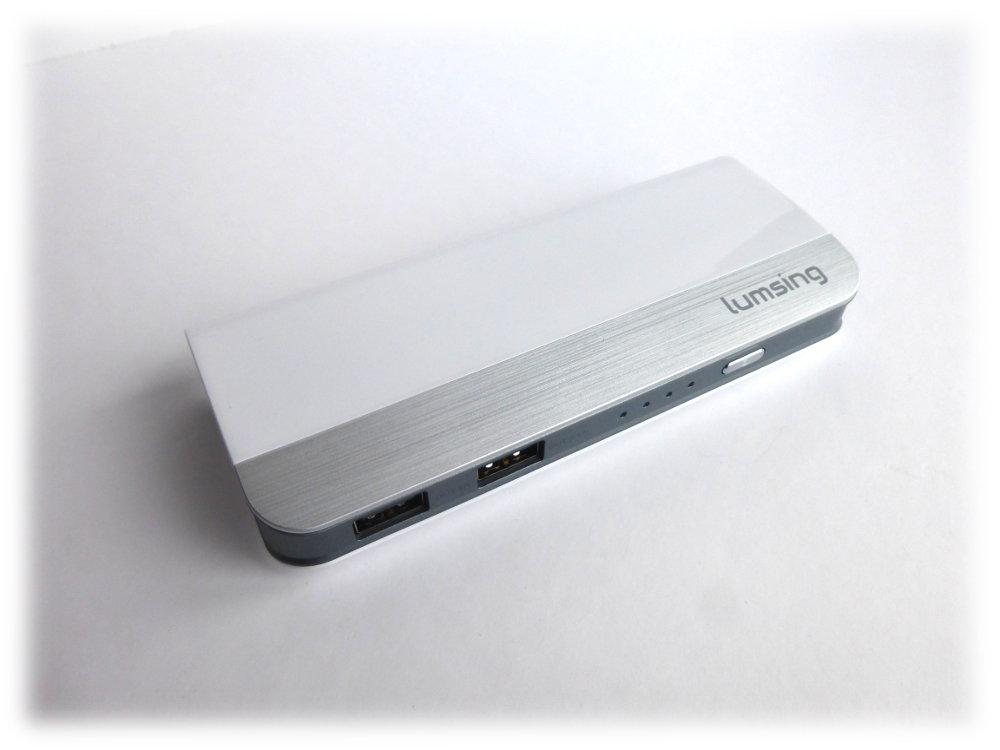 lumsing harmonica 10400mah power bank test. Black Bedroom Furniture Sets. Home Design Ideas