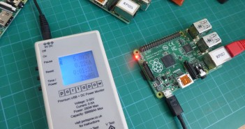 Raspberry Pi Power Measurement