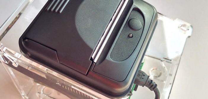 Pipsta printer for Raspberry Pi