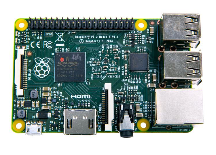 Introducing The Raspberry Pi 2 Model B Single Board Computer - Raspberry Pi Spy