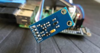 BH1750 I2C Light Sensor Module