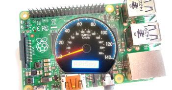 Measure Raspberry Pi Internet Speed