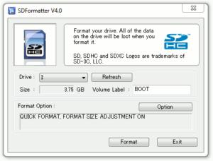 SD Formatter Guide #6