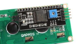 I2C LCD Backpack