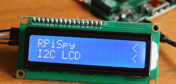 I2C 16x2 LCD Screen