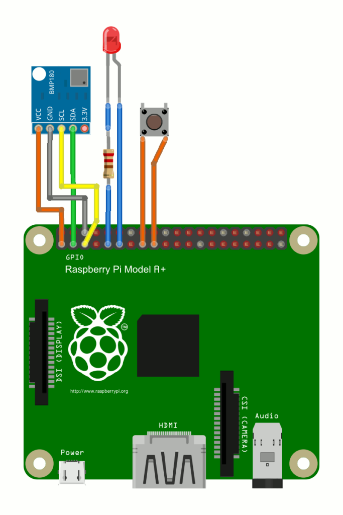 Basic Temperature Logging To The Internet With Raspberry Pi