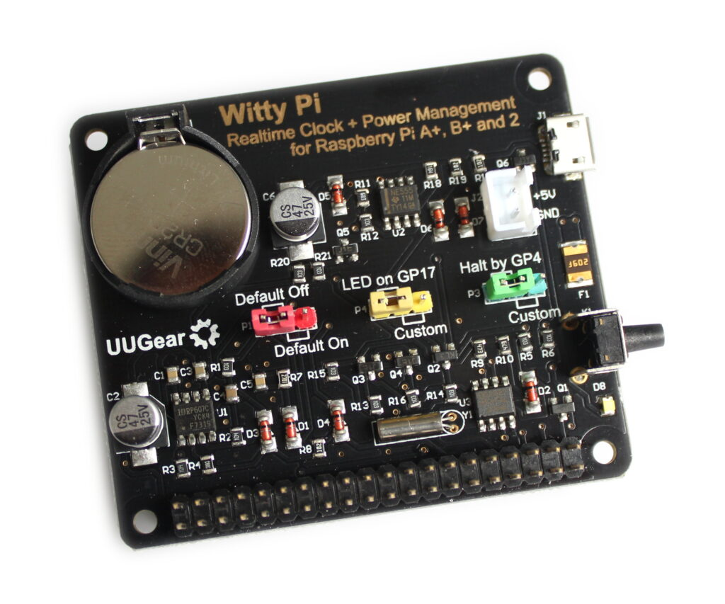 Witty Pi Add-on Board