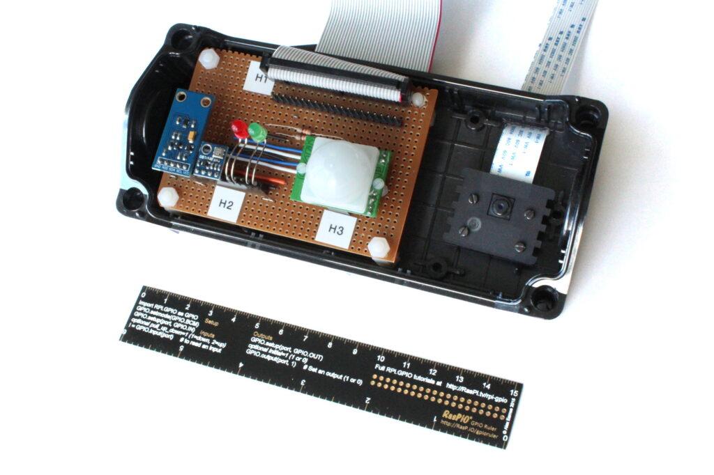 RobotSentry External Sensor Box