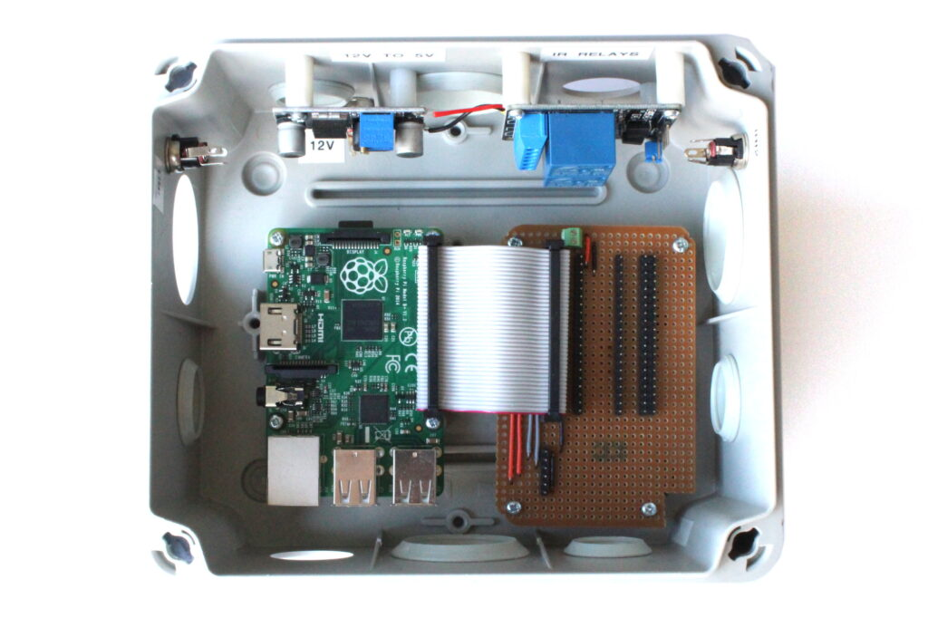 RobotSentry Internal Box