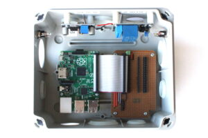 RobotSentry Internal Box