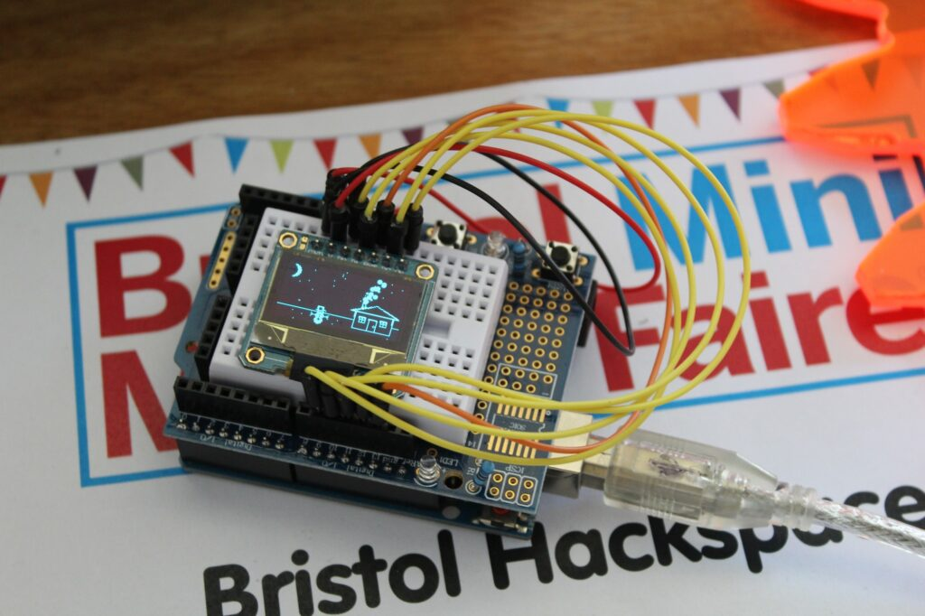 Bristol Mini Maker Faire 2015