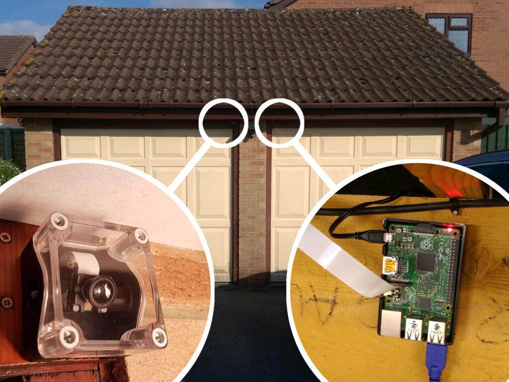 motionEyeOS CCTV Security Camera