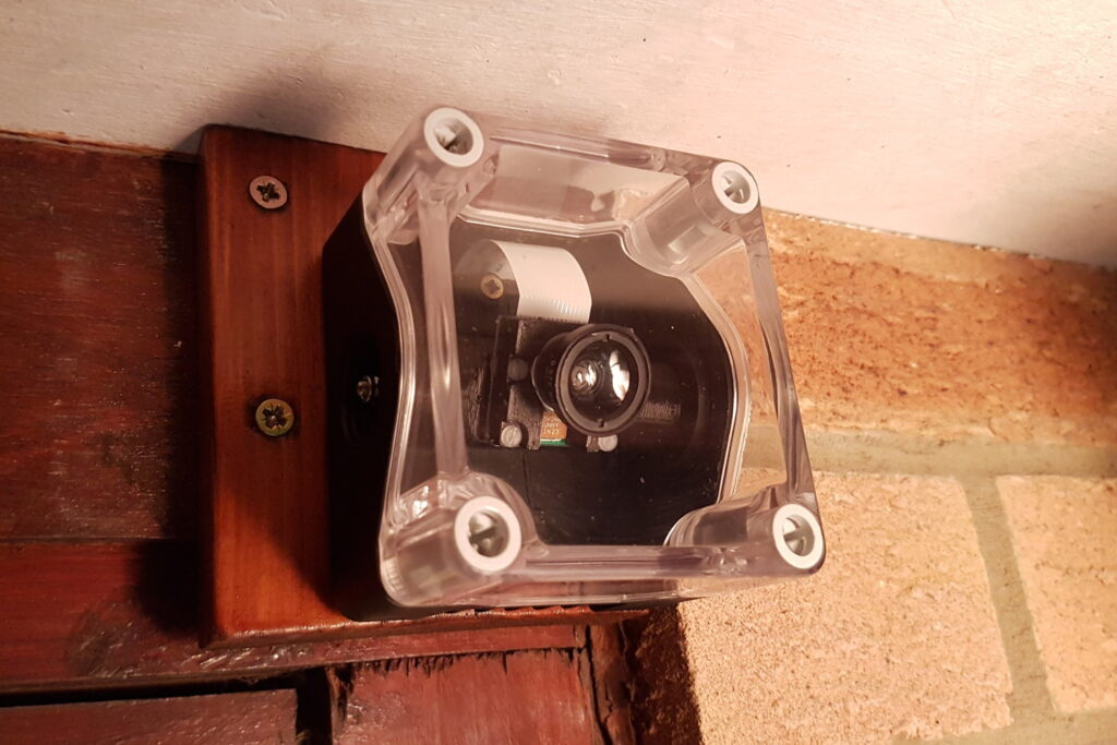 Garage Pi Camera