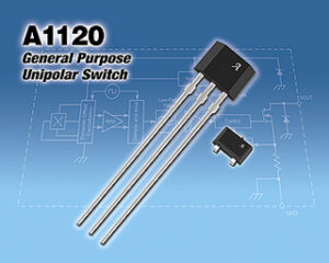A1120 Hall Effect Sensor