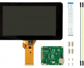Official Raspberry Pi Touchscreen Display is here