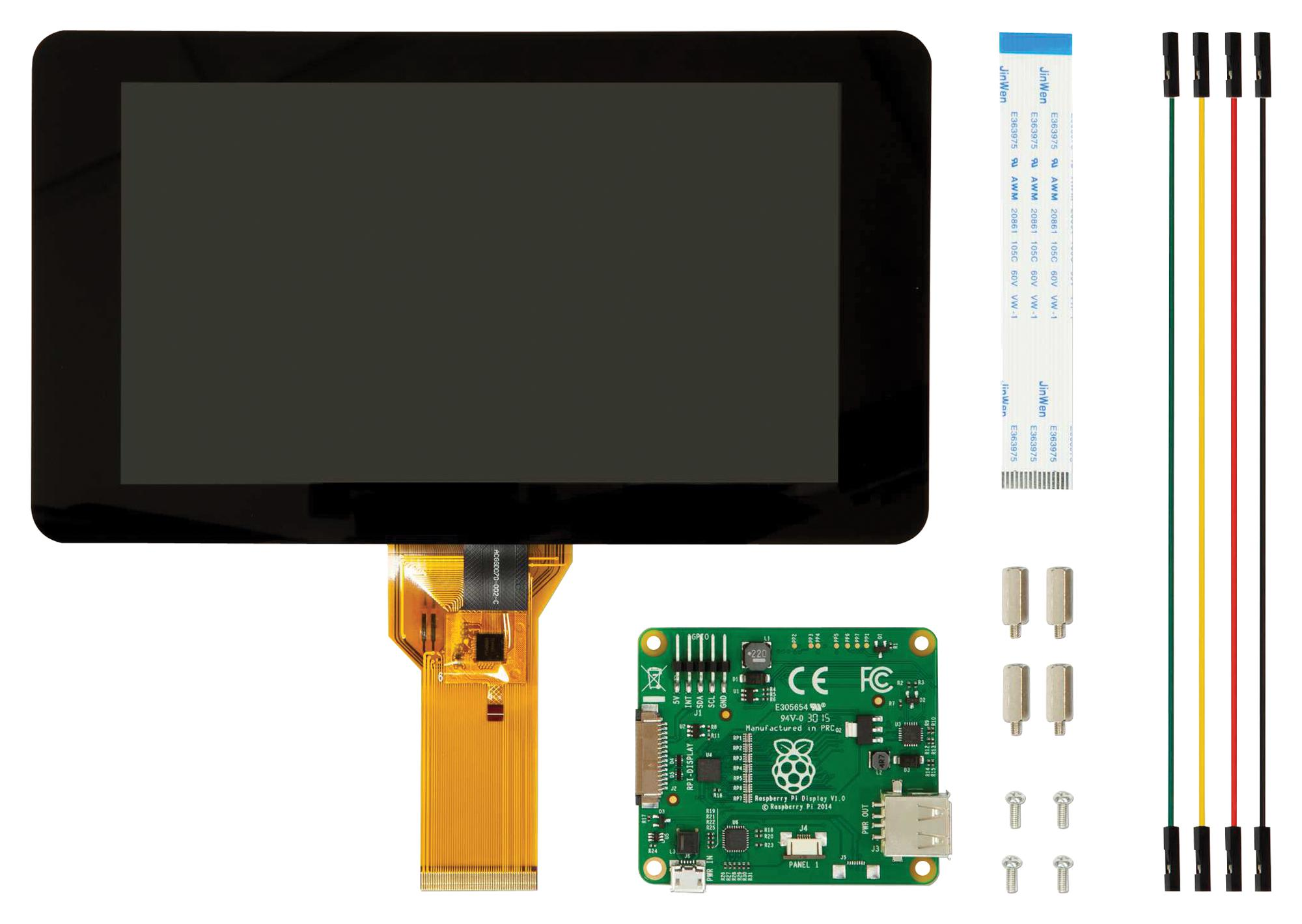 Ultrasonic Distance Measurement Using Python Part 1 Raspberry Pi Spy Wiringpi Sensor Official Touchscreen Display Is Here