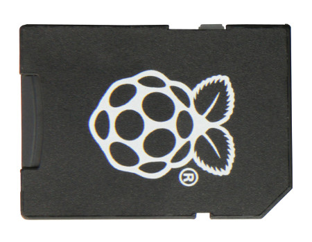 Raspberry Pi microSD card