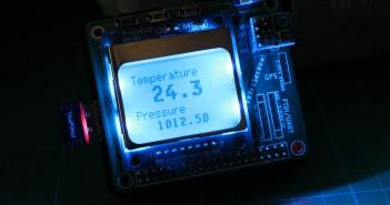 Raspberry Pi Temperature Logger MkII