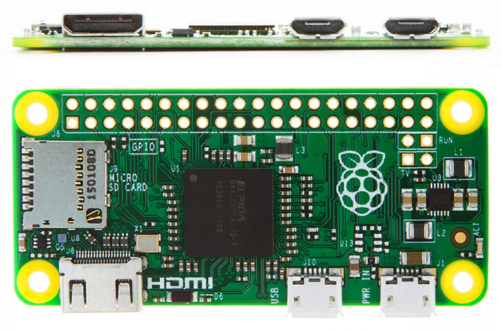 Introducing the Raspberry Pi Zero - Raspberry Pi Spy