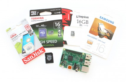 SD Card Benchmarking on The Raspberry Pi