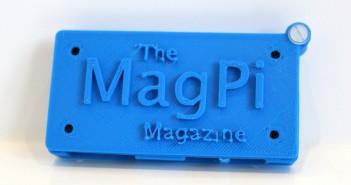 MagPi 3D Printed Case
