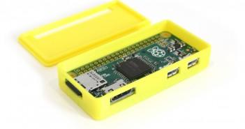 3D Printed Adafruit Pi Zero Case