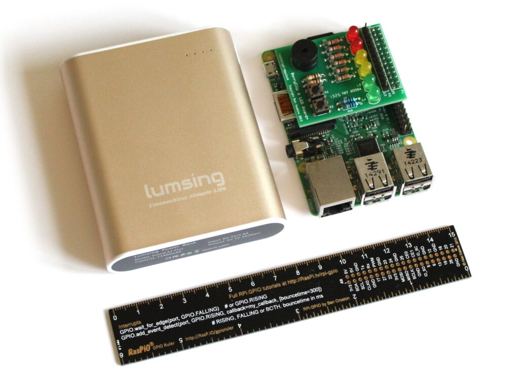 Lumsing Grand A1 Plus Power Bank