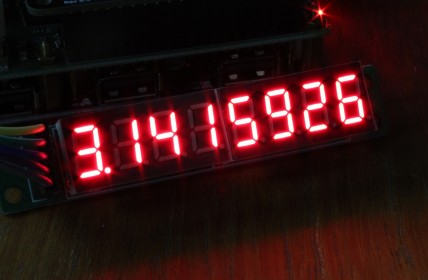 7 Segment Display and the Raspberry Pi