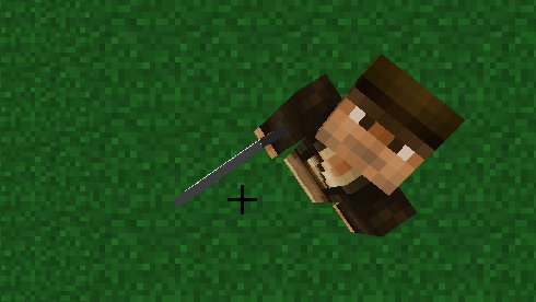 Change Minecraft Skin in Minecraft Pi Edition