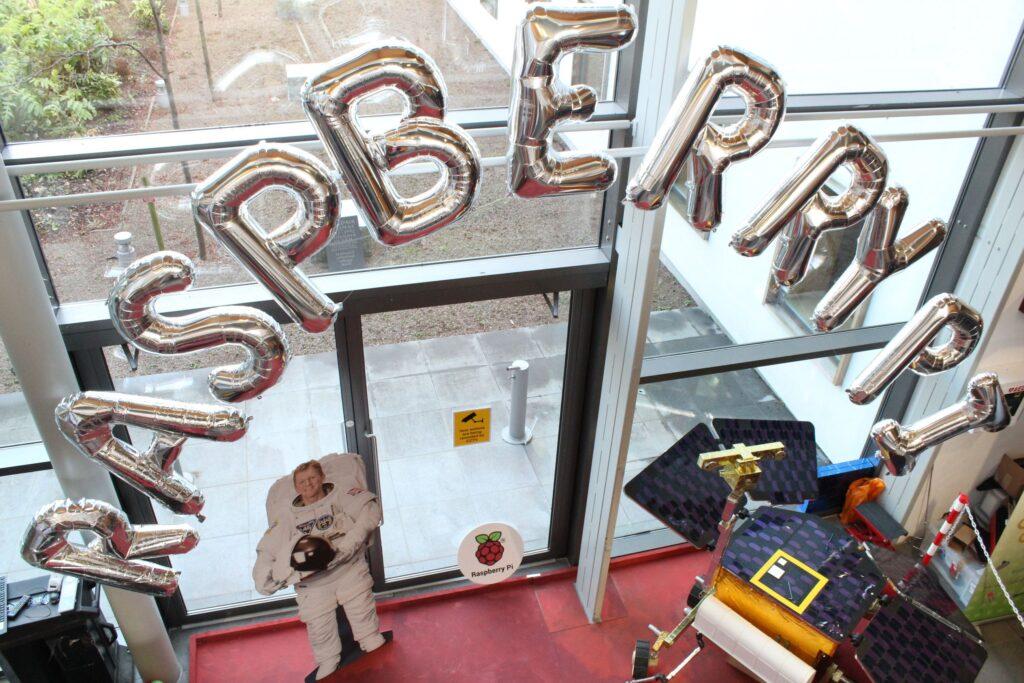 Pi 4th Birthday
