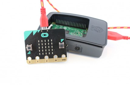 BBC Microbit and Raspberry Pi