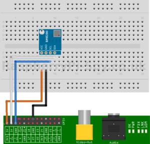 BME280 Module Setup