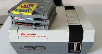 Mikes Mini NES Games Console