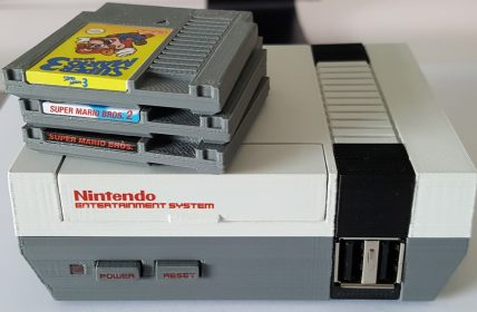 Mikes Mini NES Games Console