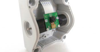 Pi Camera Cylinder Mount