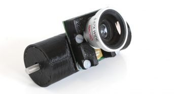 Pi Camera Magnetic Lens Mount