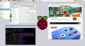 Raspbian Desktop December 2014