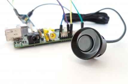 Waterproof Ultrasonic Sensor