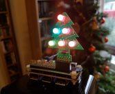 RGB LED Christmas Tree by PocketMoneyTronics