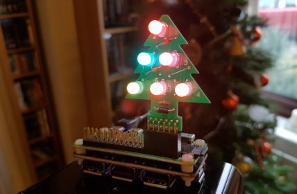 RGB Christmas Tree