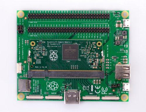 Compute Module Development Board CMIO3