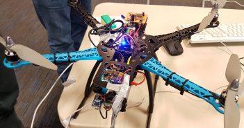 Pi based autonomous drone