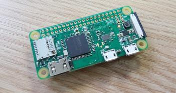 Introducing the Raspberry Pi Zero W