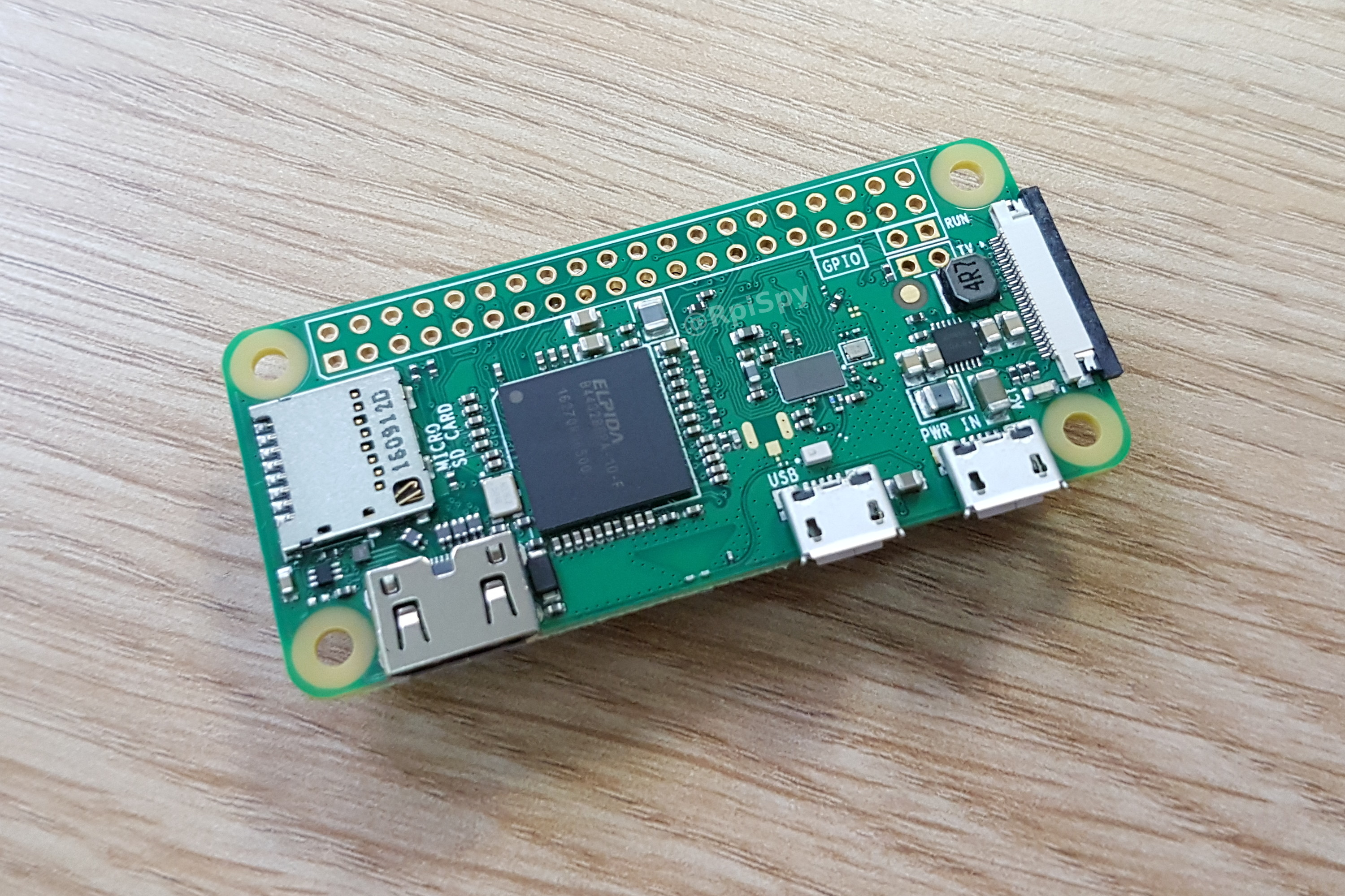 Introducing The Raspberry Pi Zero W Spy 10 Led Wiring Diagram