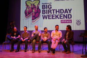 Pi 5th Birthday Party