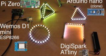 RasPiO Inspiring Cool RGB Light System for Raspberry Pi