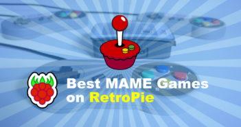 Best Mame Games on Raspberry Pi